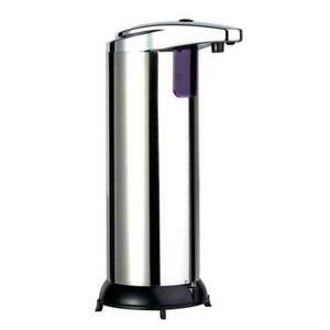 Touchless Soap Dispenser Eco-Friendly Stainless Steel Hands Free