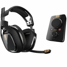 Astro A40 TR Wired Gaming Headset System Black (Grade A Refurb) - PS4-PC-MAC