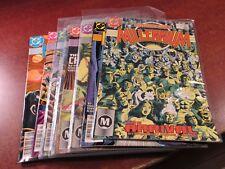 Millennium #1 2 3 4 5 6 7 8 DC 1987 Comic Book MEGA EVENT Series Set 1-8 JLA +