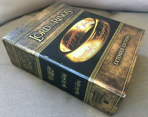 The Lord of the Rings Special Extended Edition 15 DVDs B000654ZK0  Trilogy Movie
