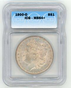 1900 O ICG MS64+ Morgan Silver Dollar
