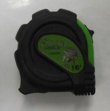 "Falcon Tools 54664FL 16' x 3/4""  High-Viz Toggle Lock Tape Measure"
