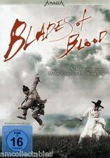 DVD - AMASIA - BLADES OF BLOOD  - NEU/OVP