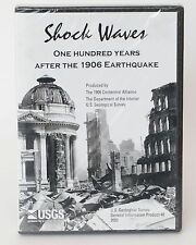 New - Shock Waves (USGS) One Hundred Years After The 1906 Earthquake