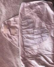 Pêcher JoJo Mama bèbè Organic Snuggle Wrap/Swaddle Couverture Bébé Literie