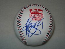 TODD FRAZIER SIGNED AUTOGRAPHED 2014 ALL-STAR BASEBALL REDS METS JSA