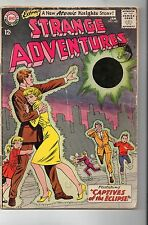 STRANGE ADVENTURES VOL 1 # 160 / V.GOOD- / DC 1964 / THE ATOMIC KNIGHTS.