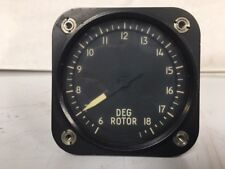 Jaeger Pitch Position Indicator. P/N: 8-588-02. Ex MOD