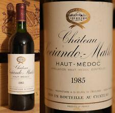 1985er Chateau Sociando Mallet - Haut Medoc - Top Jahrgang !!!!!!