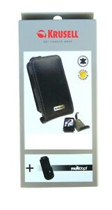 Krusell - Orbit Flex/Multidapt Leather Case HTC Mozart (75493)
