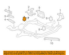 GM OEM-Engine Motor Mount Torque Strut 25840450