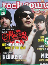 ROCK SOUND 68 - THE RASMUS - MUSE - GOLDIE LOOKIN' CHAIN