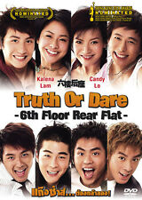 Truth Or Dare: 6th Floor Rear Flat Movie Sub Eng Karena Lam <Brand New DVD>