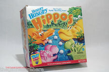 Hungry Hungry Hippos Marble Board Game Milton Bradley 2000 (read description)