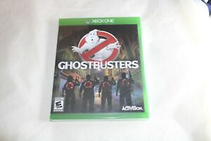 GHOSTBUSTERS...XBOX ONE...***SEALED***BRAND NEW***!!!!!!!!
