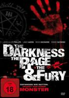 The 13th Unit (The Darkness,The Rage & The Fury) - NEW UNCUT DVD - Lance Aaron