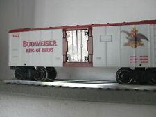 LIONEL BUDWEISER  BOX CAR #3323