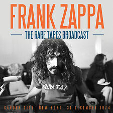 FRANK ZAPPA New Sealed 2018 UNRELEASED LIVE 1973 CONCERT CD