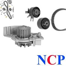 PEUGEOT 107 206 207 307 1007 BIPPER TIMING BELT & WATER PUMP KIT 0831T3
