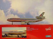 Herpa Wings 1:500 Mc Donnell Douglas DC-10-30 American N137AA  Modellairport500
