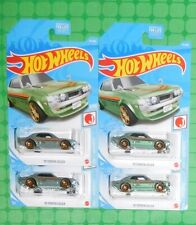 2021 Hot Wheels J-Imports #151 - '70 Toyota Celica  - Lot of 4