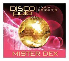 Mister Dex - Zlota kolekcja Disco Polo (CD) 2016 NEW