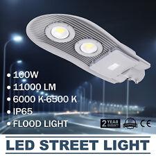 100W Straßenlampe LED Straßenbeleuchtung Strassenlaterne Außen