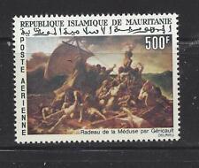 "MAURITANIA - C58 - MNH - 1966 -  ""RAFT OF THE MEDUSA"" - PAINTING BY T. GERICAULT"