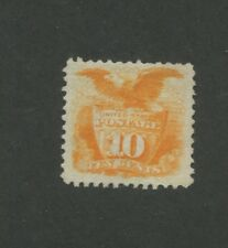 1869 United States Postage Stamp #116 Mint No Gum Very Fine