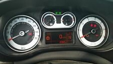 2014 2015 FIAT 500L INSTRUMENT CLUSTER SPEEDOMETER 2K MILES OEM 51975138