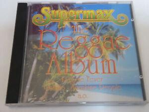 SUPERMAX : The Reggae Album  > EX (CD)