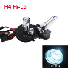 HID 2x Bolt AC Bulb Set Xenon Light H4 9003 High/Low Beam 8000K Iceberg Blue CL