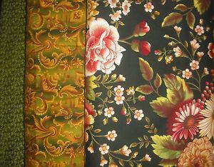 "Soul Food Lap QUILT Fabric Kit - EASY - 41"" x 53"" with Benartex Fabrics"