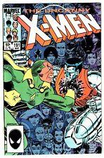 X-MEN #191 (NM-) AVENGERS & SPIDER-MAN Appearance! 1985 Marvel High Grade!