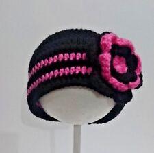 Handmade Baby Kids Hat Crochet Cap Knitted Beanie Cute Toddler