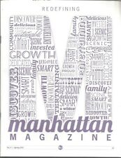 Manhattan Magazine - Spring 2012 - Volume 5, Issue 1 - Lifestyle, Wellness, More