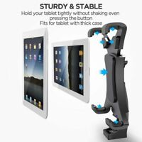 """2 in 1 Tripod Mount Adjustable Stand for 7-10"""" Phone /Ipad Monopod Holder Clamp"""