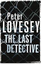 The Last Detective: 1 (Peter Diamond Mystery), Good Condition Book, Lovesey, Pet
