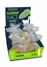 Hatchwells Yoghurt And Catnip Mice Cat Treat [DCse 10] - 12560