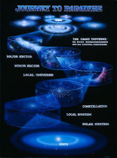 URANTIA ART POSTERS - Space Series by John Byron