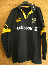 Maillot Rugby London Wasps Canterbury 1999 Ericsson vintage Home Jersey - M