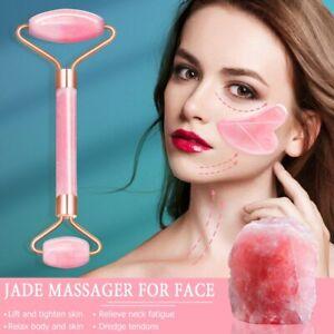 Jade Massager For Face Gua Sha Massage Gouache Scraper For Face Massager Neck