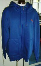 Puma Sweatshirt Men Teddy Jacke Hoody warm, Neu, Gr. L, UVP = 100 €