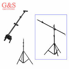 Photo Studio kit Reflector bracket arm 120cm + 220cm light stand