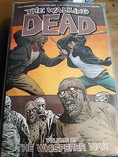 Colección de novela gráfica de imagen volumen 27 Walking Dead se comunica con la guerra-Nuevo
