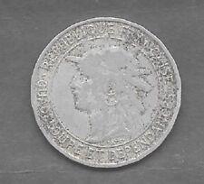 1 Franc GUADELOUPE 1903  TB/F KM.46