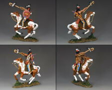 KING & COUNTRY THE REAL WEST TRW055 RUNNING BULL MIB