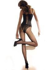 Gatta Emanuella Elegant Sheer Tights 15 Denier Semi Matt Beige L