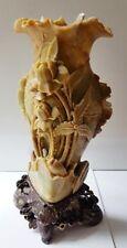 Jade/Hardstone Vase Chinese Antiques