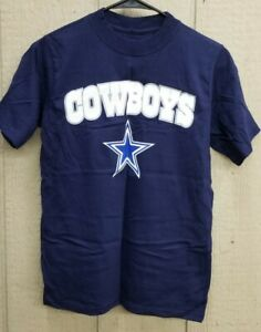 NFL Dallas Cowboys DKC0097 Youth Sz Med (12-14) Shirt * NEW WITH TAGS